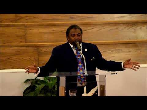 Fall Revival Rev  Bernard Mitchell  Night 3