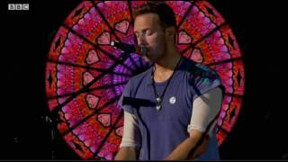 Coldplay - Everglow (Live in Australia) BBC Music Awards