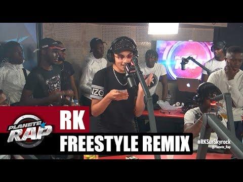RK - Freestyle 'Sniper Sexion d'assaut' [Remix] #PlanèteRap