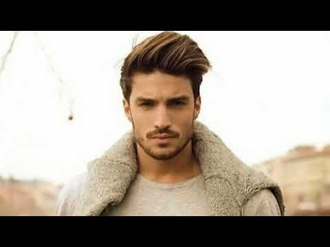 hairstyles round face male