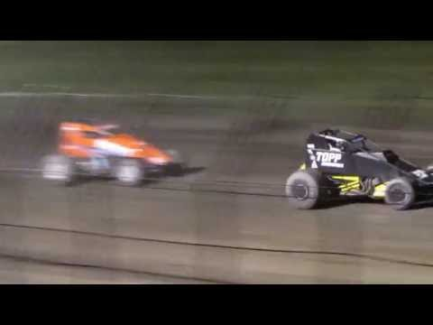Gas City I-69 Speedway USAC Sprints