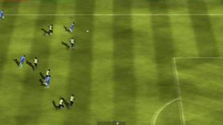 FIFA 09 PC - Chelsea Vs Arsenal Exhibition [HD]