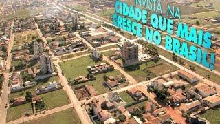 Luis Eduardo Magalhães - Bahia, cidade que mais cresce no Brasil