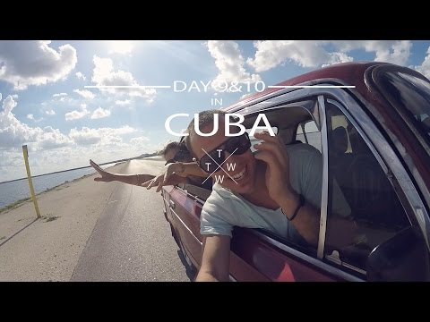 Cuba Trip 2016 | Guarda la vaca and ride to Cayo Coco Vlog dia 9&10
