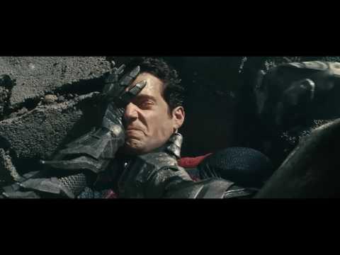 Superman vs General Zod - Faora UI and Nam-Ek