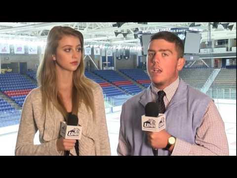 Men's Hockey Media Day Press Conference 2016-17
