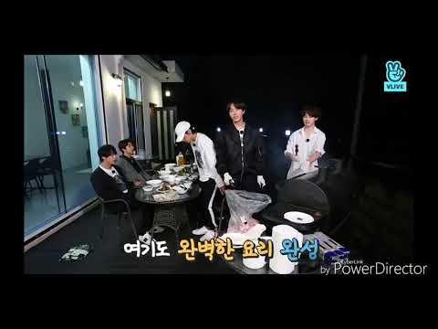 1s cũng bật được chế độ đáng yêu  Kim Taehyung