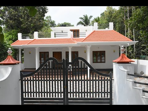 2,200 Sq Ft, 3 Bedroom Single Floor House for Sale in Angamaly, Ernakulam near Airport