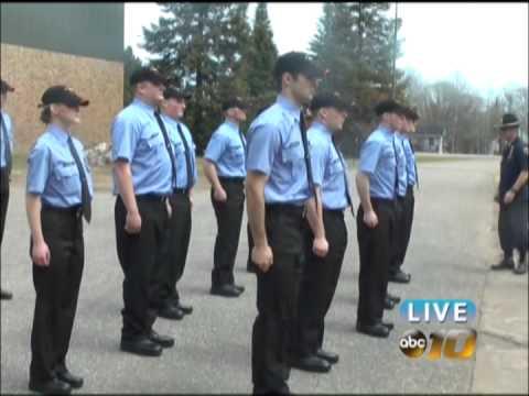 Michigan Police Academy Recruits begin training