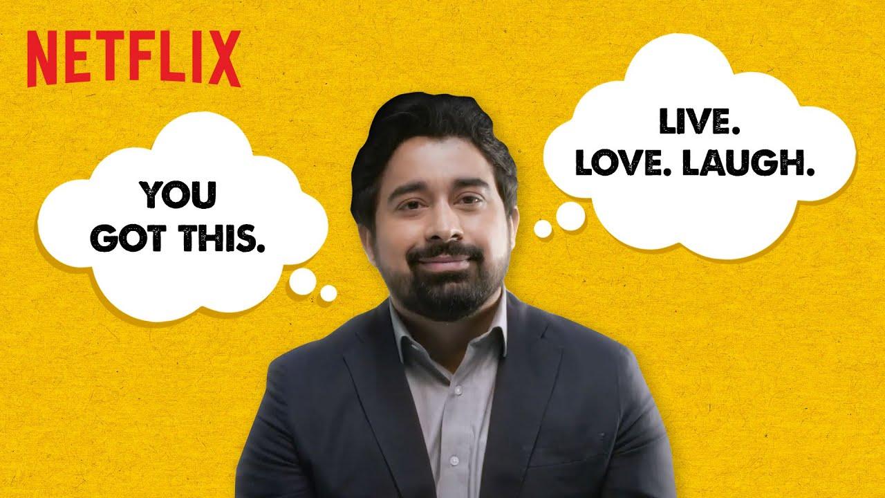 Positive Affirmations with @Rannvijay Singha | Mismatched | Netflix India