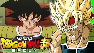 Bardock Reacts To Dragon Ball Super Movie: Broly – English Dub Trailer 2