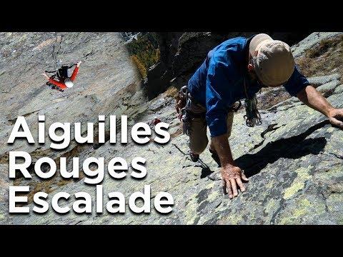 Une balade pour VV Les Chéserys Aiguilles Rouges Chamonix Mont-Blanc escalade montagne alpinisme