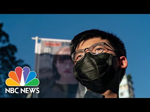'We Will Never Stop': Hong Kong Activist Vows To Keep Fighting Amid New Security Law | NBC News NOW