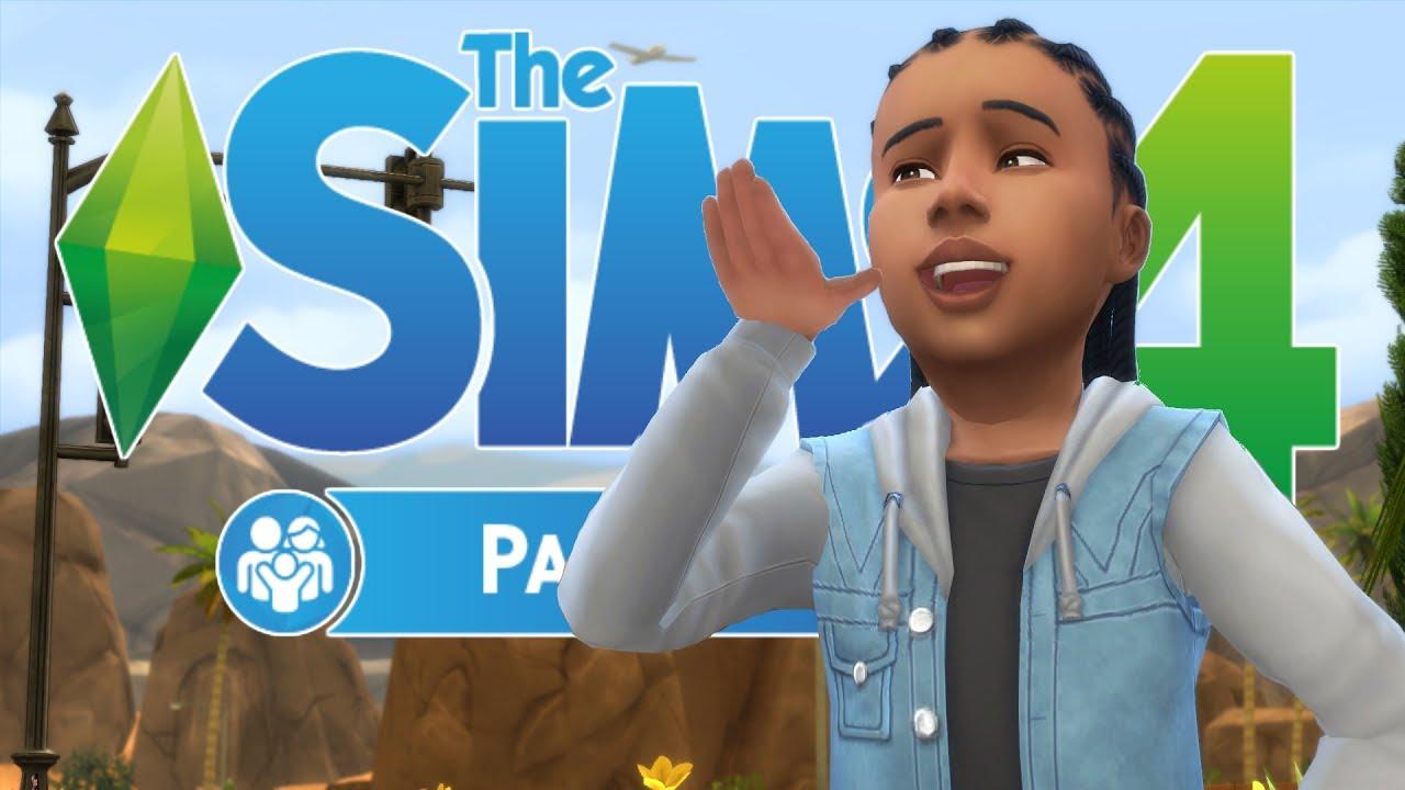 Sims 4 Vanhemmuus