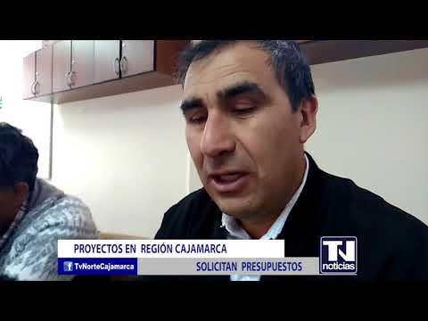 PROYECTOS EN REGION CAJAMARCA SOLICITAN PRESUPUESTOS OKITAS