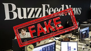 BuzzFeed Runs Fake Story About Cohen, Trump, and Russia! Typical Mainstream Media