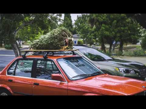 E30 Roof Basket DIY Time Lapse
