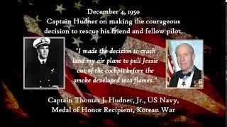 CG: Chronicling Military Stories - Captain Hudner, Jr., US Navy, Korean War