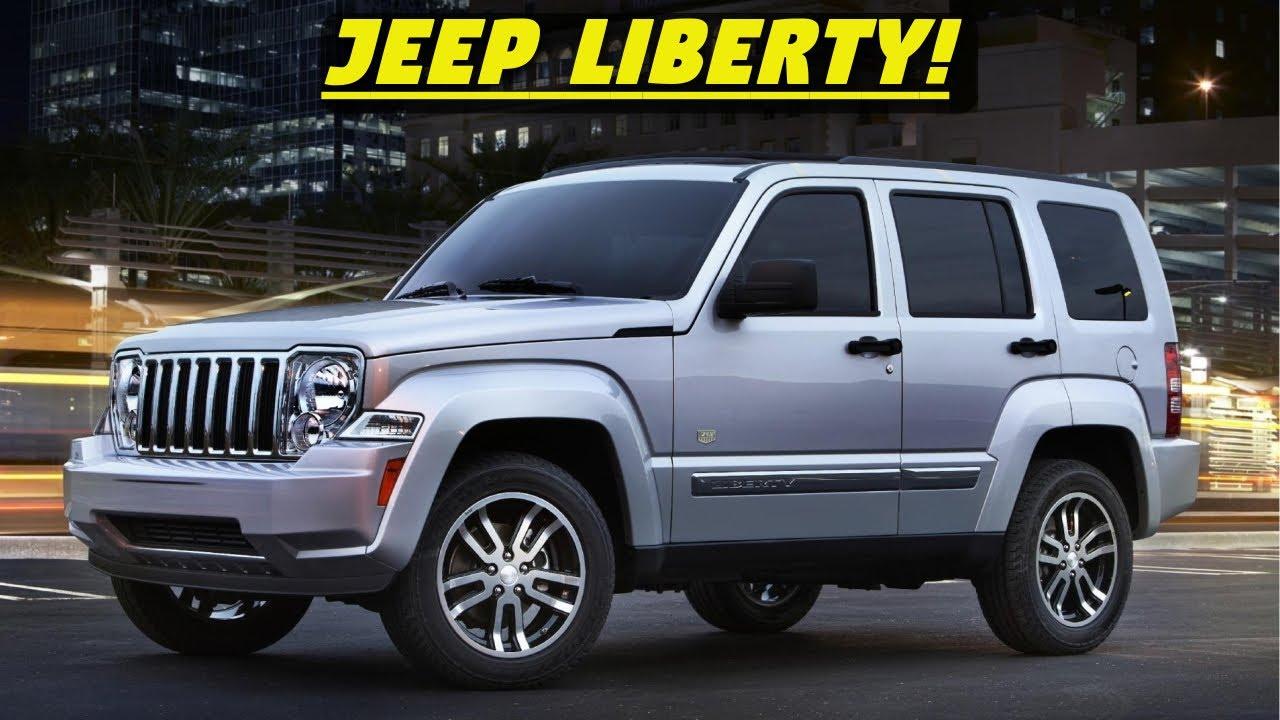 2020 Jeep Liberty Interior