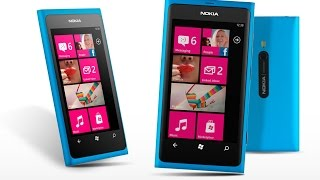 Nokia Lumia 800 Update your phone software 360p