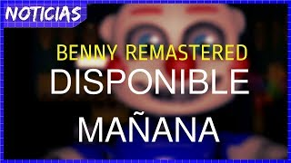 Mañana se estrena Benny The Clown Circus World: Remastered  (1 DAY LEFT)