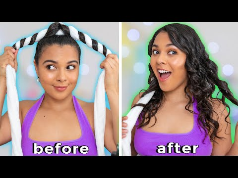 Hair Hacks No One Told You *Life Changing Beauty Tips*