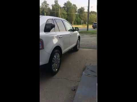 2009 Ford Edge Limited Edition