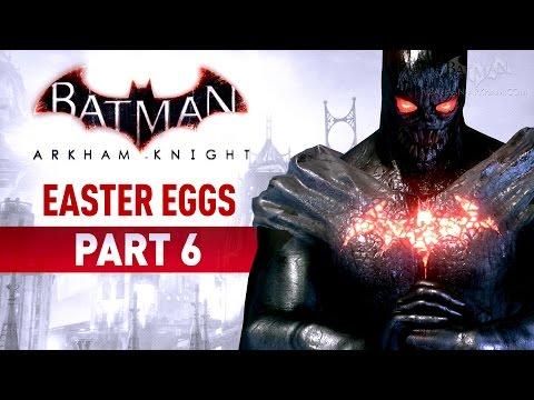 Batman: Arkham Knight Easter Eggs - Part 6
