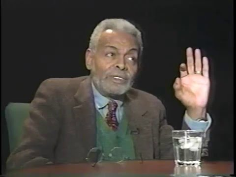 Amiri Baraka- Interview with Gil Noble, early 2000s