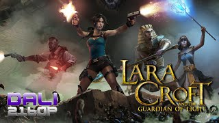 Lara Croft and the Temple of Osiris PC 4K Gameplay 2160p