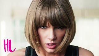 Taylor Swift Raps Drake & Falls Off Treadmill - VIDEO