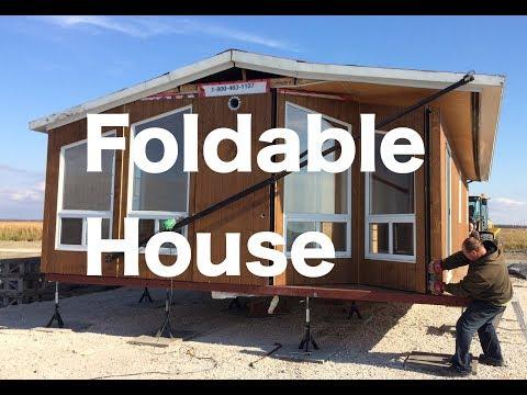Habitaflex folding house (2020)
