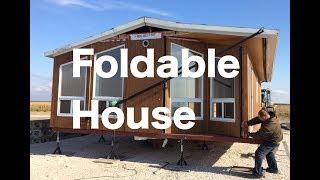 Habitaflex folding house (2018)
