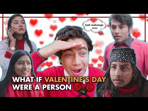 FRTV: What If Valentine's Day Were A Person | Nepal | Fun Revolution TV