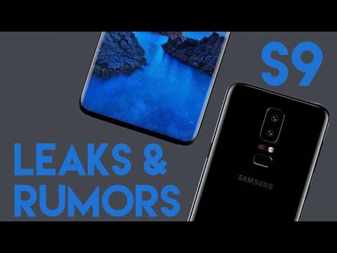 Samsung Galaxy S9 Leaks & Rumors