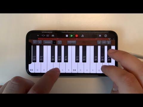 Astronomia (Coffin Dance Meme Song) On IPhone (GarageBand)