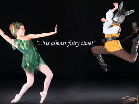 """Promo Photos Video - Kristy Nilsson's """"Midsummer Night's Dream"""" for Houston Repertoire Ballet"""