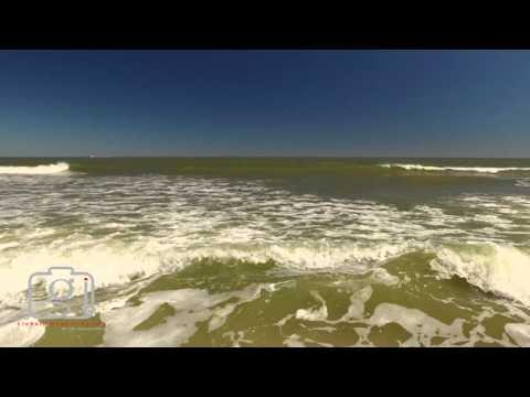 Toes in the Sand at Kure Beach - North Carolina Travel Tips