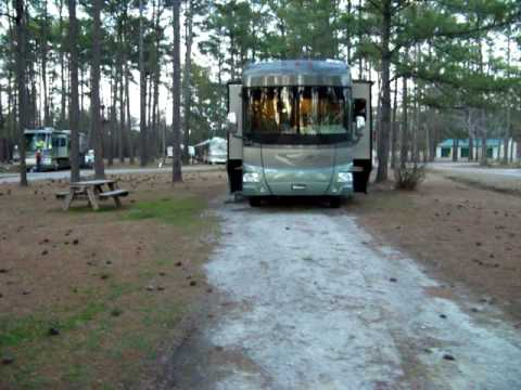 New Green Acres Campground Waterboro Sc Youtube