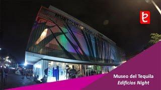 Museo Del Tequila y El Mezcal Garibaldi, CDMX. #EdificiosNight | www.edemx.com