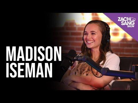 Madison Iseman Talks Jumanji: The Next Level, Clouds w/ Sabrina Carpenter & Spencer Sutherland