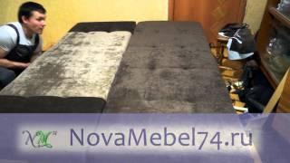 11 Збірка дивана. Як зробити диван Єврокнижка своїми руками.