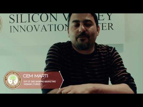 Cem Marti, SVP,SME Banking Marketing at Akbank