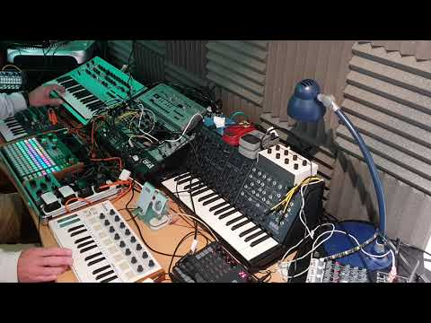Live Ambient Performance - Music  For Thinking #2