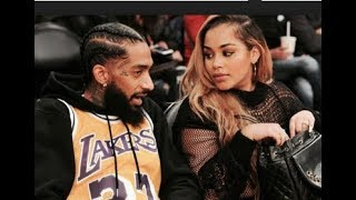Why Hasn't  Nipsey Hussle's Wife Lauren London Spoken Out About His Murder?