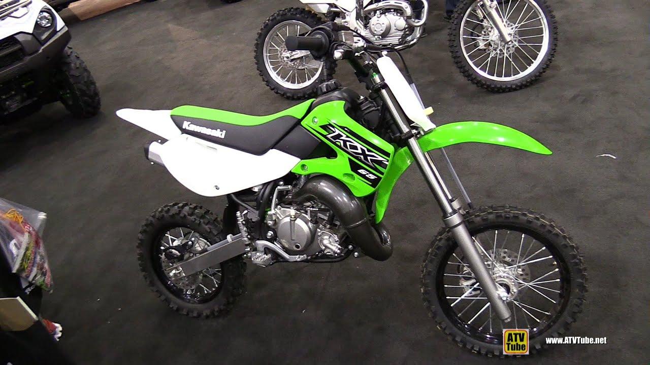 Starting Kawasaki Kx