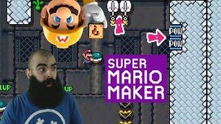 Super Expert Redemption | Mario Maker Unfinished Business | Episode 14