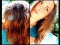 HEATLESS Wavy Hair Tutorial