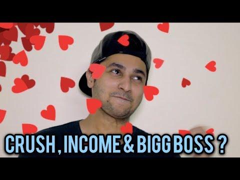 QnA#1 - Crush, Income & Bigg Boss Etc ?   Harsh Beniwal thumbnail
