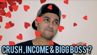 QnA#1 - Crush, Income & Bigg Boss Etc ? | Harsh Beniwal